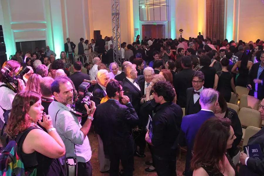 sétima edição do Prêmio Cesgranrio de Teatro, realizado no hotel Copacabana Palace, na zona sul do Rio (Foto: Centro Cultural Cesgranrio)