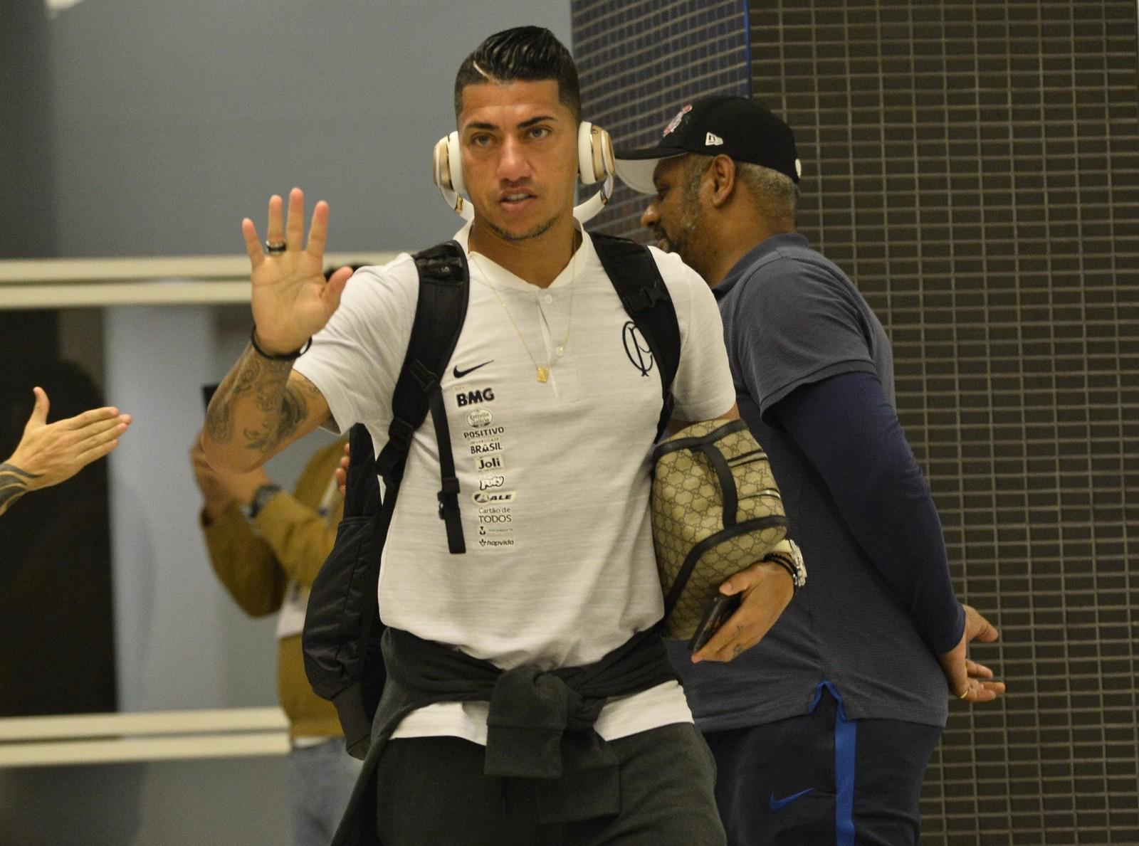 Ralf está de saída do Corinthians — Foto: Marcos Ribolli
