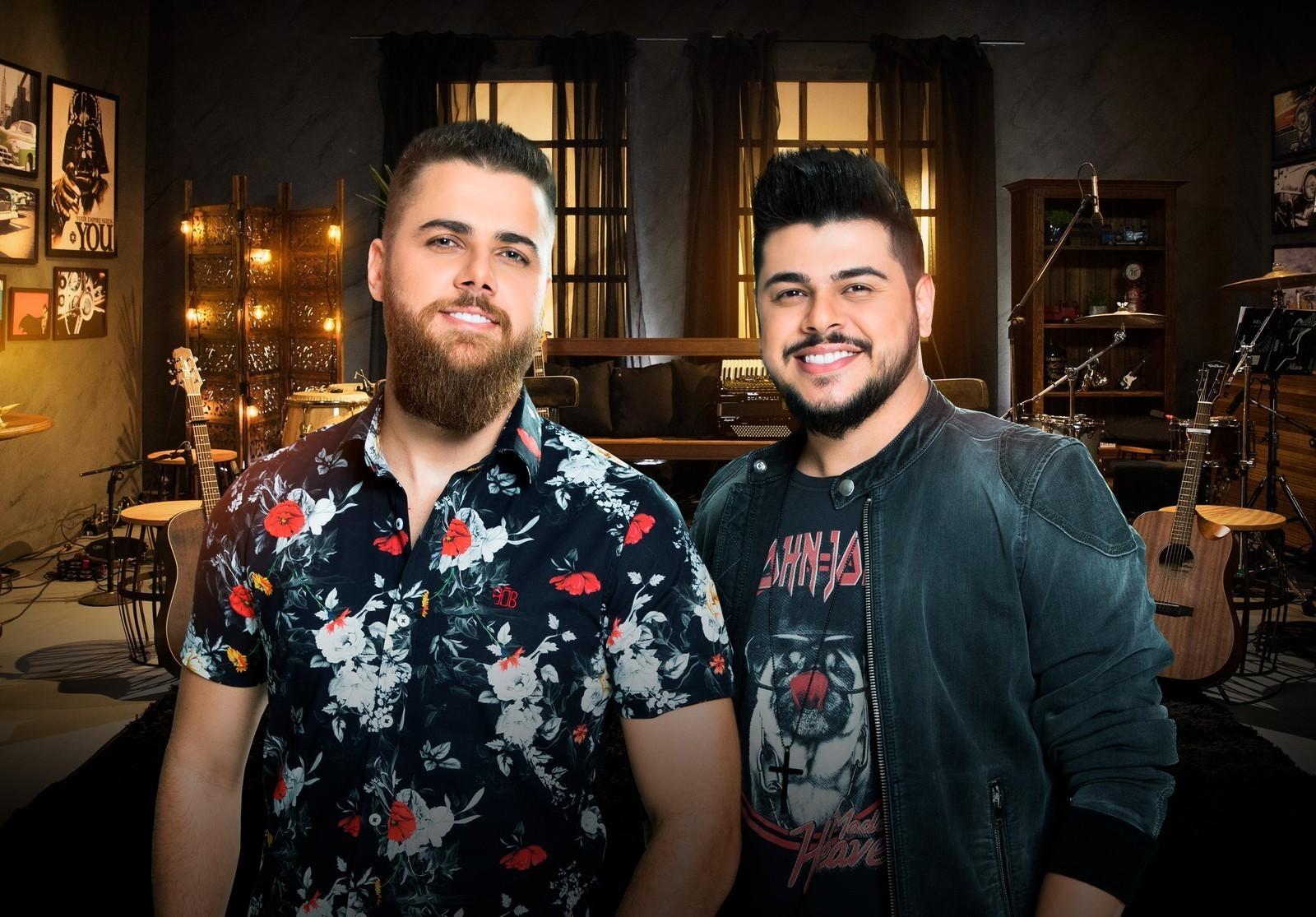 Zé Neto e Cristiano querem mais música boa em 2020 — Foto: Divulgação