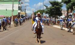 Cavalgada da 6ª Expocanaã 2019