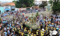 Círio 2019 leva milhares de fiéis em procissão pelas ruas de Canaã dos Carajás