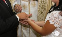 Em Canaã, 21 casais dizem 'sim' em Casamento Comunitário