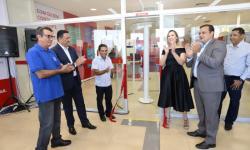Agência do banco Santander é inaugurada em Canaã dos carajás