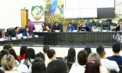 Concurso público: Câmara aprova projetos de criação de cargos e salários para autarquias