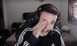 Ex-campeão brasileiro de LoL chora e nega acusações de assédio: