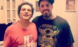Tico Santa Cruz abre parceria com Frejat em álbum da banda Detonautas