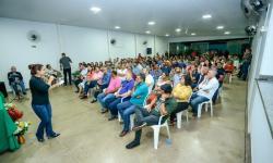 Em reunião do MDB Mulher, Josemira Gadelha reafirma pré-candidatura a prefeita de Canaã