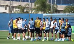 Grêmio cancela reapresentação e suspende atividades por tempo indeterminado