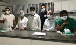 Em Canaã dos Carajás, profissionais realizam ação preventiva no Dia da Enfermagem