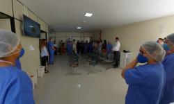Em Parauapebas, Hospital Yutaka Takeda inaugura pronto atendimento para síndromes respiratórias