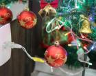 Festas de fim de ano: decoração requer cuidado com a rede elétrica