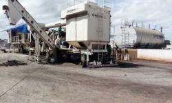 Em Canaã dos Carajás, usina de asfalto será transferida para Distrito Empresarial