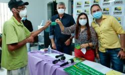 Prefeitura lança cartão social alimentação de R$ 150,00