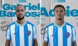 Paysandu assina com atacante Gabriel Barbosa