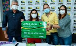 Comida na mesa: Cartão Social Alimentação aumenta para R$ 300,00
