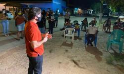 Cleverson Zajac apoia moradores em ação contra a Equatorial Energia