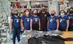 Parceria da Zeus Segurança Eletrônica com a Fábrica e Malharia Criativa gera emprego e renda em Canaã dos Carajás