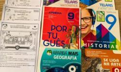 EDUCAÇÃO: Livros didáticos são entregues para alunos em Canaã dos Carajás