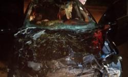 Grave acidente registrado em Canaã dos Carajás