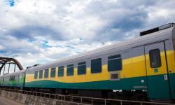 Trem volta a transportar passageiros entre Maranhão e Pará