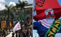 População se organiza e pede #ForaBolsonaro em Belém