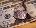 Dólar cai pela terceira sessão seguida e continua abaixo de R$ 5