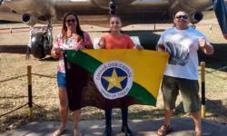 Canaã dos Carajás terá atleta em Mundial de Jiu-Jitsu, no Rio de Janeiro