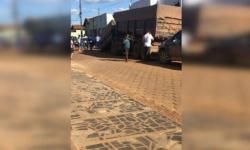 Menino de 10 anos é esmagado por caçamba no Pará
