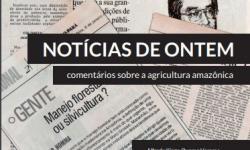 Coletânea da Embrapa reúne mais de 100 artigos na mídia sobre agricultura na Amazônia