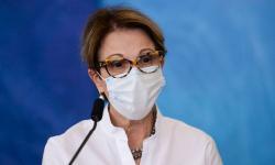 Ministra Tereza Cristina é diagnosticada com covid-19 Tereza