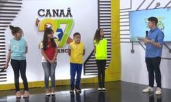 Canaã: alunos da Rede Municipal se destacam no concurso Soletrando