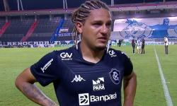 Felipe Gedoz desabafa após derrota do Clube do Remo