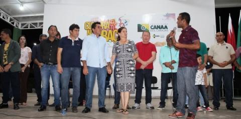 Canaã dos Carajás Ganha Nova Praça