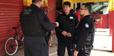 Polícia deflagra operação para recuperação de recursos desviados da Prefeitura de Breu Branco