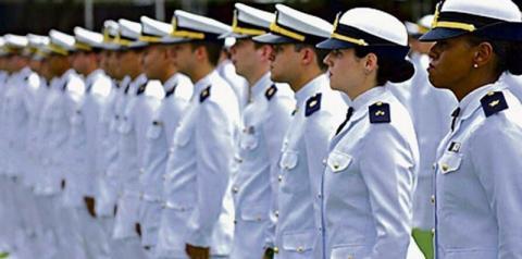 Concurso Marinha: último dia de inscrições para 263 vagas
