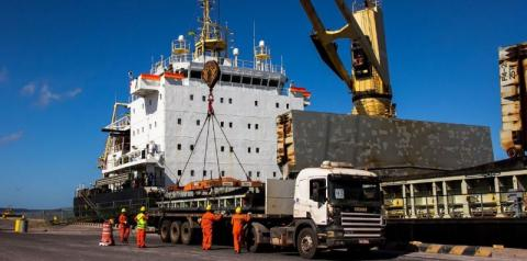 FGV: corrente de comércio tem o maior valor da série iniciada em 1997 Indicador cresceu 58,2%, atingindo US$ 54,6 bilhões