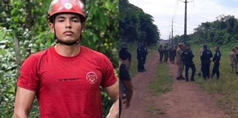 Depoimento: adolescente teria sido isca na morte de bombeiro