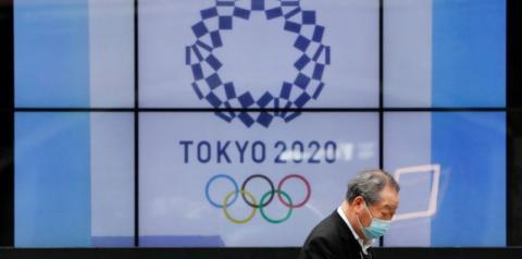 Olimpíada sem público é opção