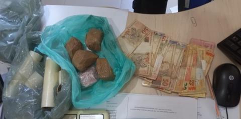 Quatro pessoas são presas por tráfico de drogas em Vitória do Xingu, no Pará