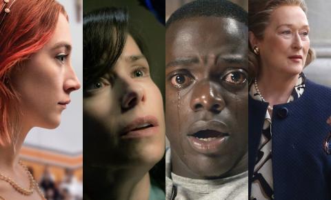 Academia divulga os indicados ao Oscar 2018