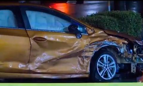 Condutor provoca acidente, checa se vítimas estão bem e depois comete suicídio