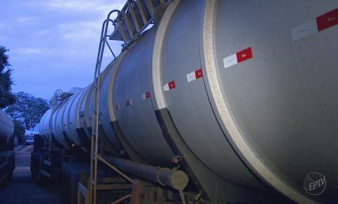 Sefa apreende 10 mil litros de óleo diesel em Marabá