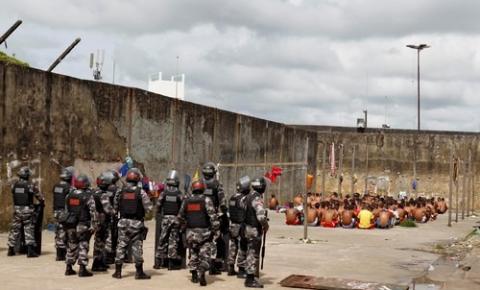 Susipe apreende materiais ilícitos em presídios do Pará