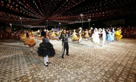 Primeira noite do 6º Festival da Cultura Nordestina