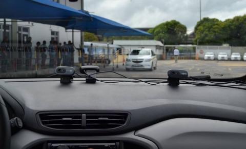 Detran inicia implantação de telemetria em municípios do interior do Estado