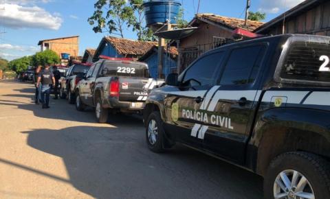 Policia Civil de Marabá realiza Operação Redimo