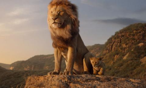 'O Rei Leão' divulga imagens de 'encontro' entre personagens e seus dubladores