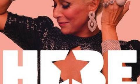 Andréa Beltrão aparece em primeiro cartaz do filme 'Hebe – A Estrela do Brasil'