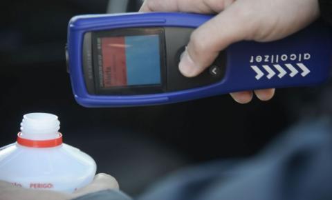 Novo bafômetro detecta embriaguez sem motorista precisar soprar aparelho