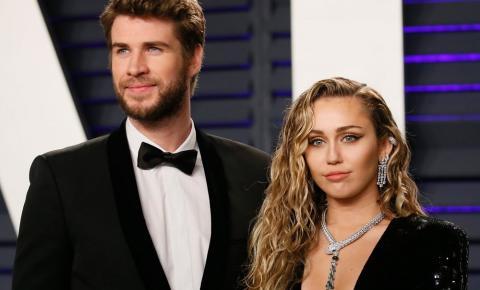 Liam Hemsworth fala sobre fim do casamento com Miley Cyrus: 'Desejo-lhe saúde e felicidade'